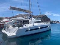 Voyage Catamaran a Voile Exclusif