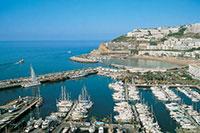 Puerto Base :: Ports en Gran Canaria